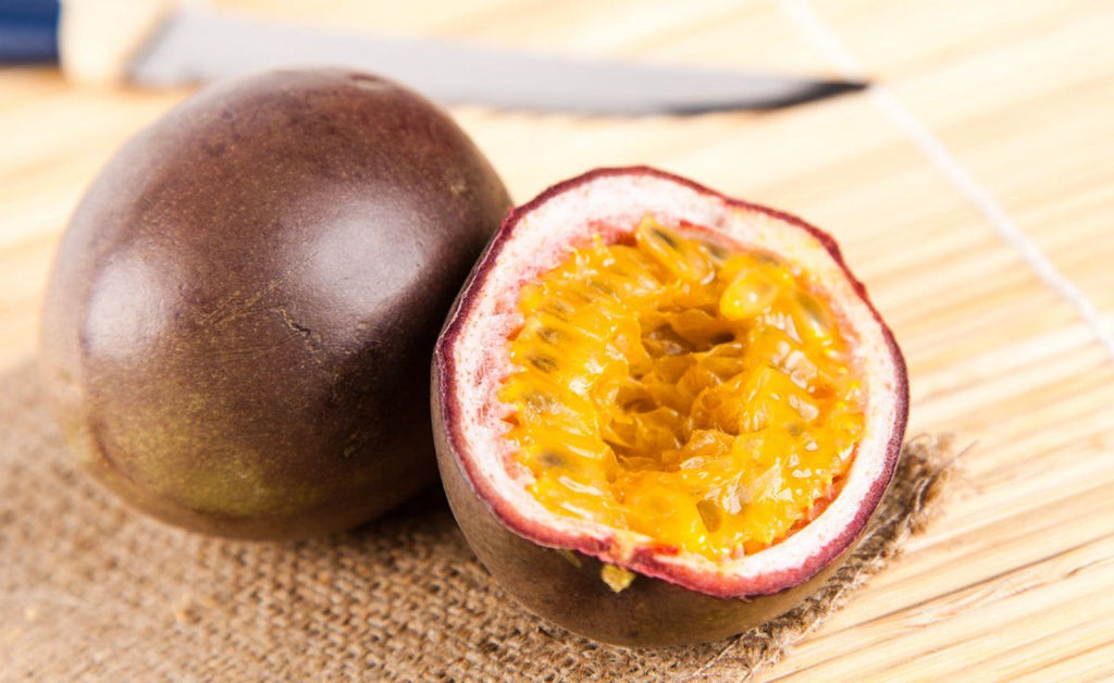 The benefits of the passion fruit for the skin