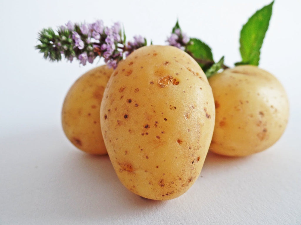 Potato beauty tips for the skin