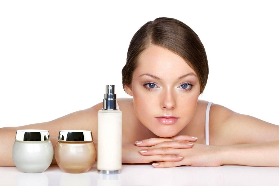 A step-by-step guide to apply your skin care products!