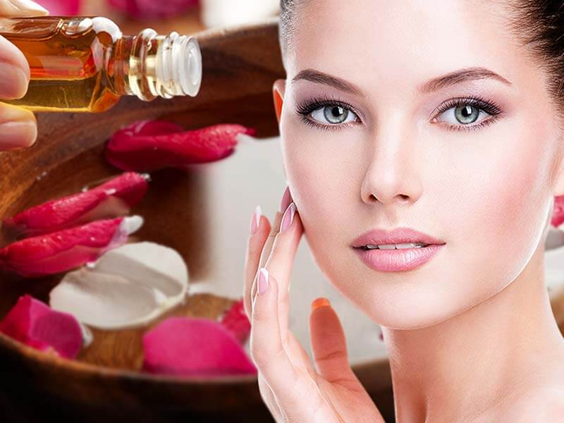 Get gorgeous skin by using rose water