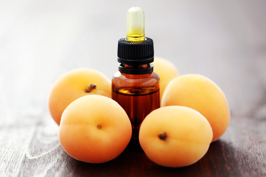 Apricot face care