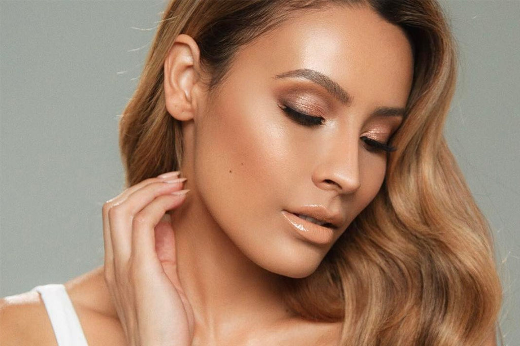Why don't we make a homemade Bronzer with the perfect shade for this summer?