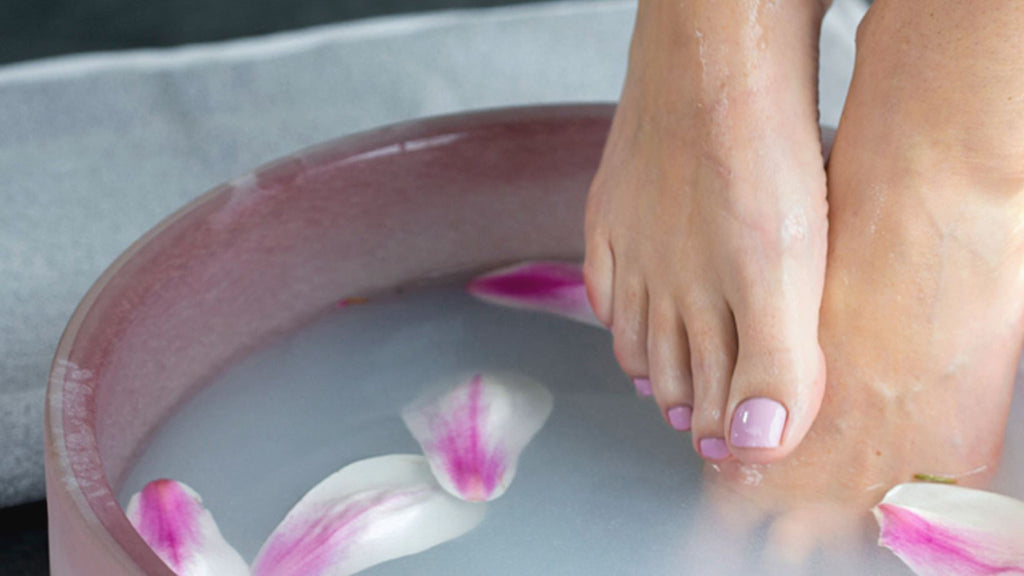 Foot care: how to have beautiful feet?