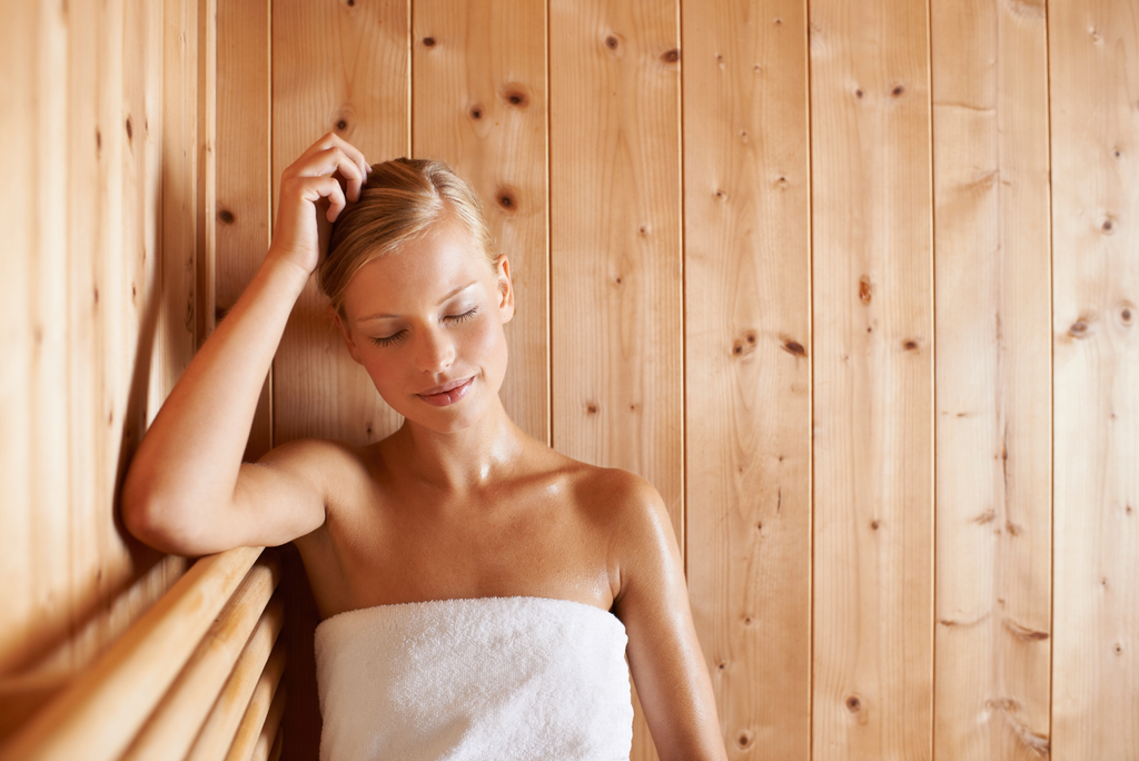Experience total skin rejuvenation in Finnish Sauna!