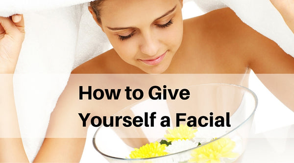 Diy your own facial spa treatment remove the dead skin cells and unclog pores by gently rubbing a facial scrub into your face in a circular motion dont scrub too roughly although solutioingenieria Images