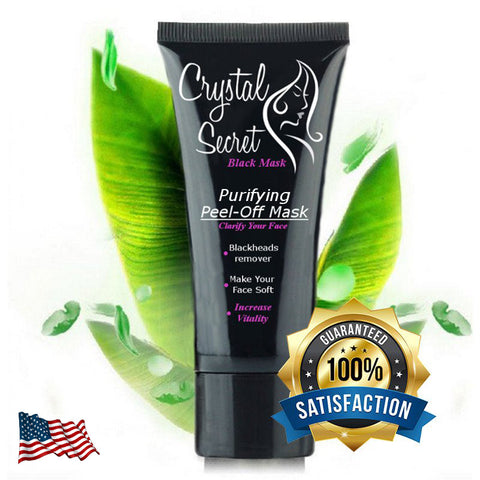 Crystal Secret - Black Mask