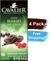 Cavalier Chocolate Reduced Sugar with Stevia 85% Dark Chocolate & Berries (4 Bar Pack)