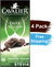 Cavalier Chocolate Reduced Sugar with Stevia 85% Dark Chocolate (4 Bar Pack)