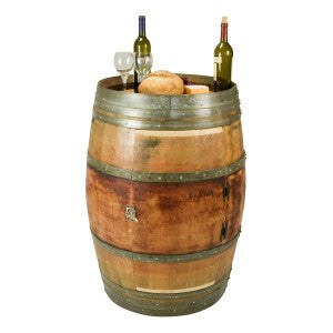 Wine Barrel Cabinet Wine Chiller - Donachelli's Cellars