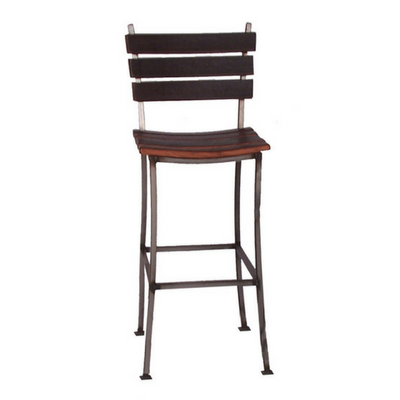 Stave Back Bar Stool - 30""