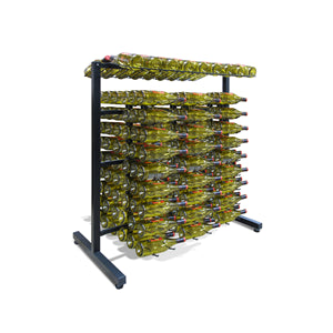 Epicureanist Island Display Wine Rack - 180 Bottles - Donachelli's Cellars