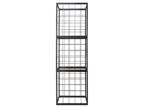 Stackable Wire Wine Rack - 25 Bottle - Donachelli's Cellars
