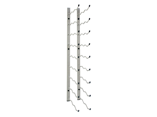 Epic Metal Wall Mount Wine Rack - 27 Bottle - Donachelli's Cellars