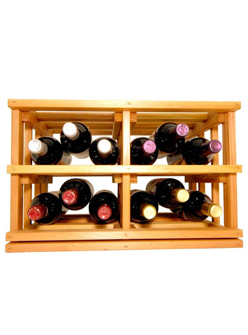 Mini Stack Series - Bin Storage Wine Rack - Donachelli's Cellars