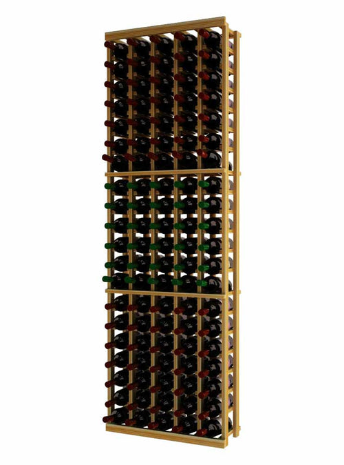 Traditional Series 5 Column Individual Wine Rack - Donachelli's Cellars