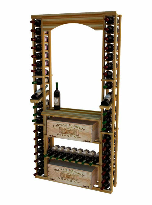 Traditional Series Tasting Center Bundle - Archway, Tabletop, Individuals and Wood Case - Donachelli's Cellars