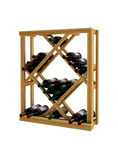 Traditional Series Open Diamond Bin - Donachelli's Cellars