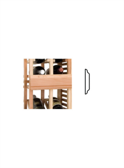 Vintner Series - Center Seam Trim - Curved Package - Donachelli's Cellars