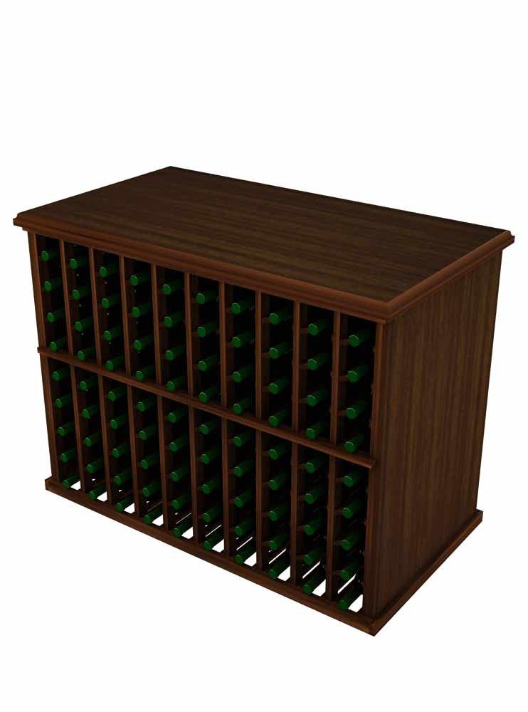 Vintner Elite Cabinetry - 180 Individual Bottle Table - Donachelli's Cellars