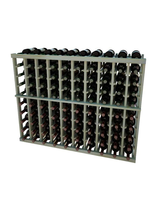 Vintner Series Individual Bottle Wine Rack - 10 Columns - 3' Height - Donachelli's Cellars