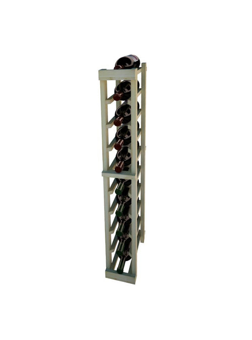 Vintner Series Individual Bottle Wine Rack - 1 Columns - 3' Height - Donachelli's Cellars