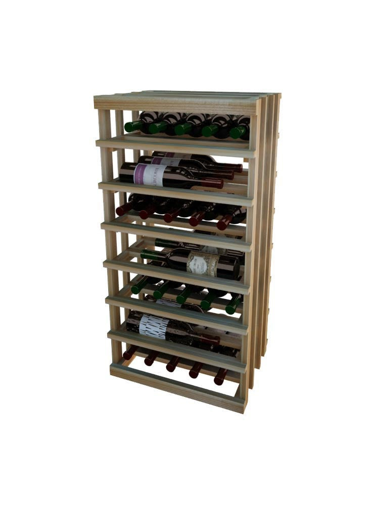 Vintner Series Open Vertical Display Wine Rack - 3' Height - Donachelli's Cellars