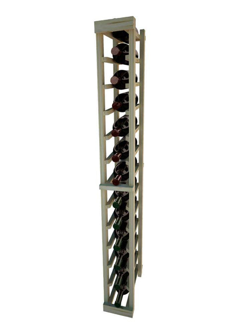 Vintner Series Individual Bottle Wine Rack - 1 Columns - 4' Height - Donachelli's Cellars
