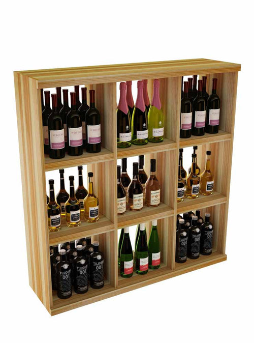 Vintner Elite Cabinetry - Stackable Adjustable Shelf Cabinet - 4' Height - Donachelli's Cellars