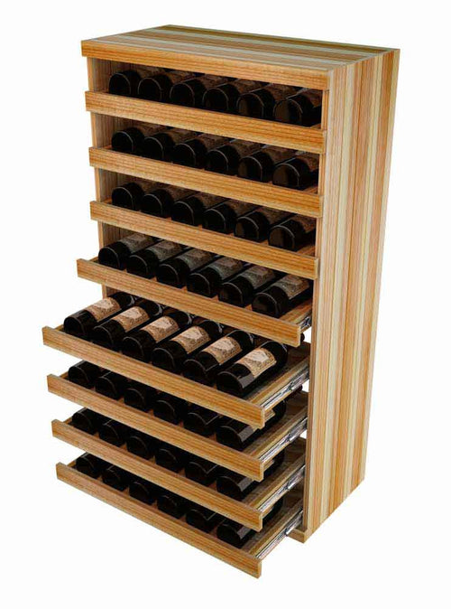Vintner Elite Cabinetry - Pull Out Wine Bottle Cradle - 4' Height - Donachelli's Cellars