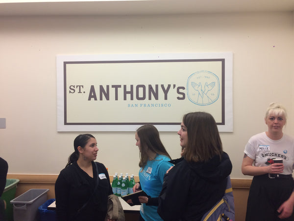 International Women's Day Service Event At St. Anthony's
