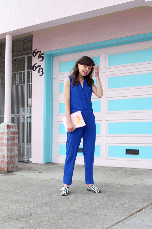 Fashion Blogger Jumpsuit