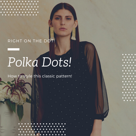 Trend: Polka Dots with Sarah Liller