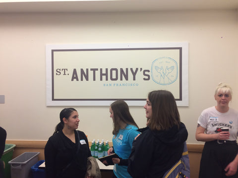 St. Anthony's International Women's Day Service Event