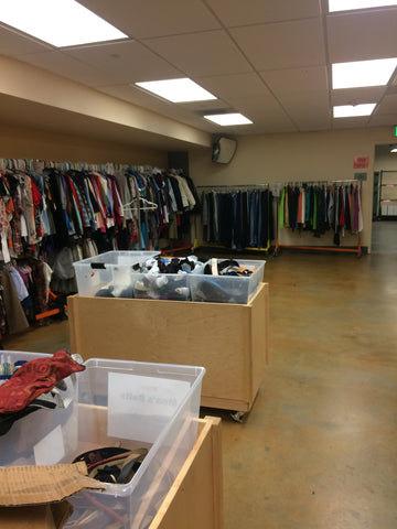 St. Anthony's Free Clothing Program