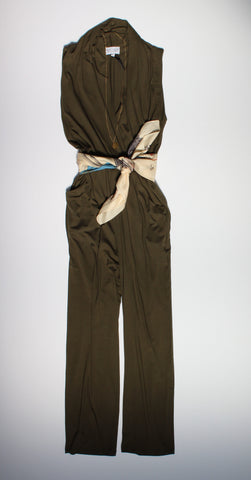 Sarah Liller Sf Jumpsuit made in usa