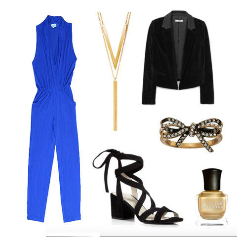 jumpsuit, new years eve, style