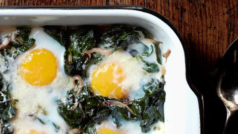 company eggs brunch recipe