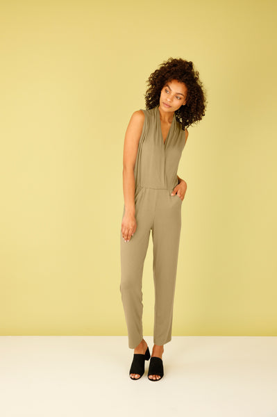 Easy Jersey Jumpsuit - Sale