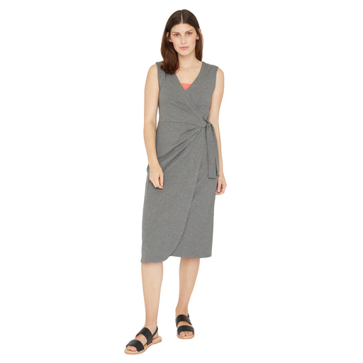 Persephone Wrap Dress - Sale - Sarah Liller San Francisco