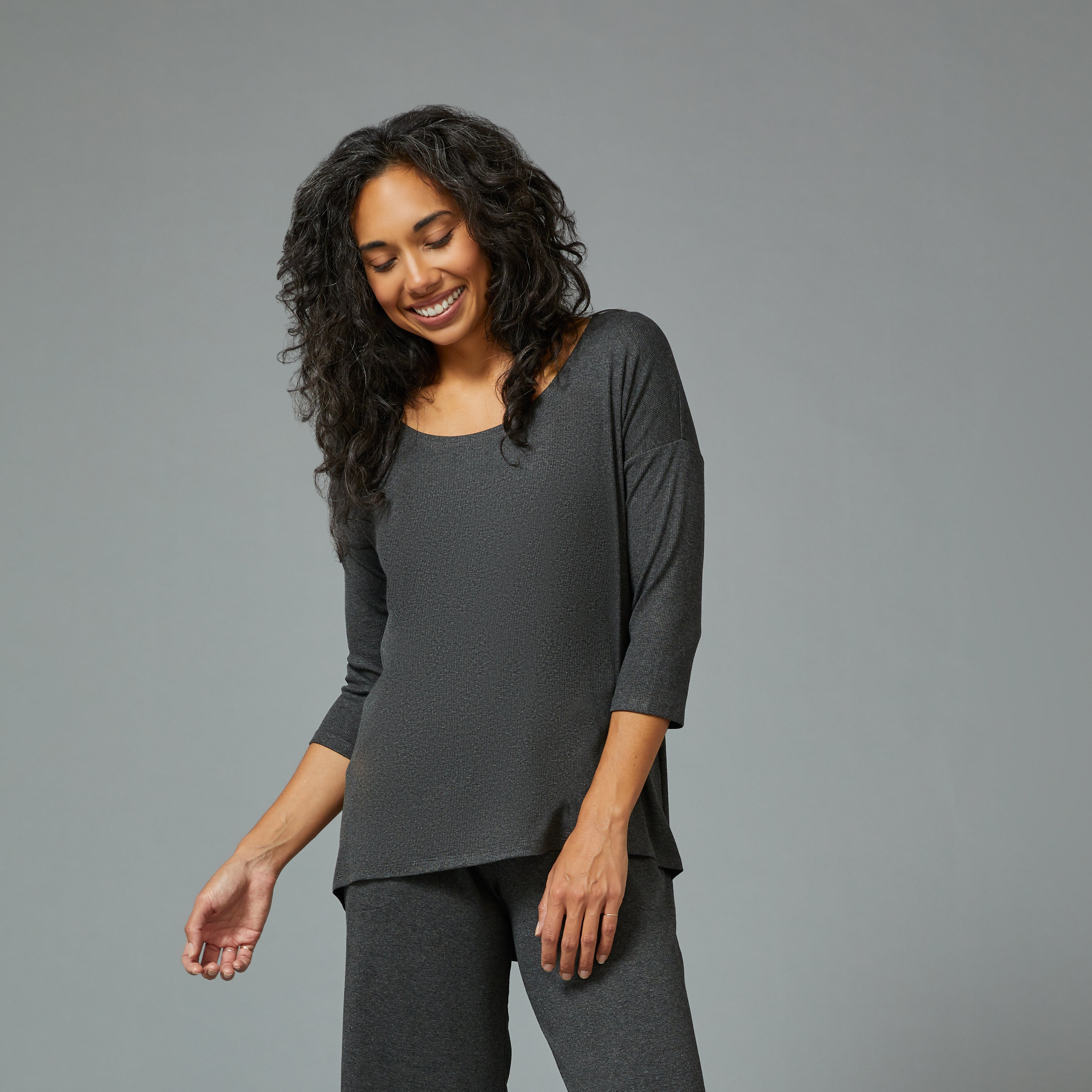 Luxe Laurel Top