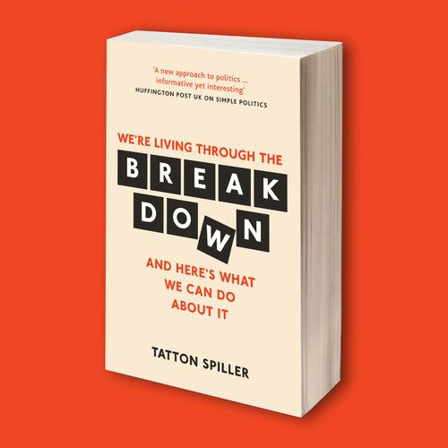 The Breakdown - paperback