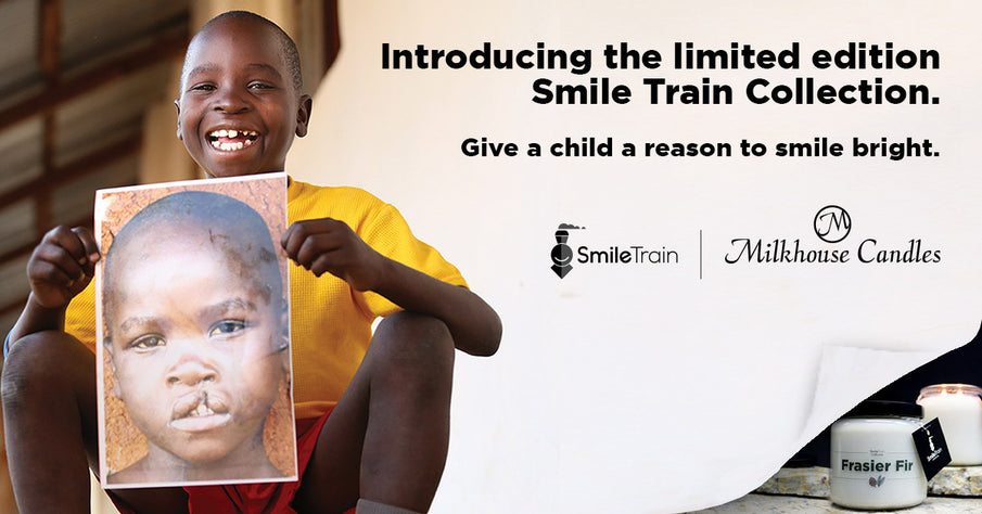Give a Child a Reason to Smile Bright