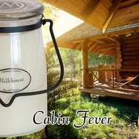 Cabin Fever 22oz Butter Jar Candle