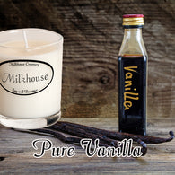Pure Vanilla Buttershot Candle