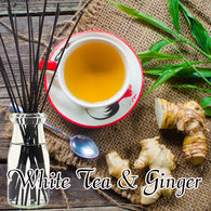 White Tea & Ginger Diffuser Kit