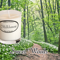Sweet Woods Buttershot Candle