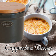 Cappuccino Brulee 16oz Crock Candle