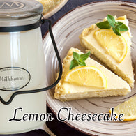 Lemon Cheesecake 22oz Butter Jar Candle