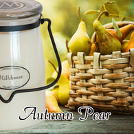 Autumn Pear 22oz Butter Jar Candle