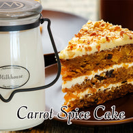 Carrot Spice Cake 22oz Butter Jar Candle